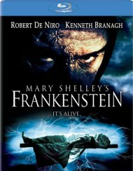 Frankenstein (Mary Shelleys) Blu-ray