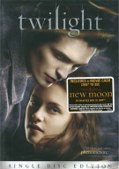 Twilight (Single Disc) Movie
