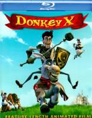 Donkey X Blu-ray
