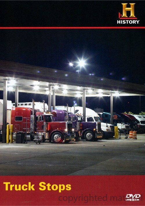 Modern Marvels: Truck Stops Movie