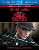 Public Enemies: Special Edition Blu-ray