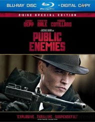Public Enemies: Special Edition Blu-ray