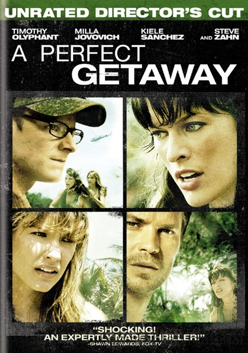Perfect Getaway, A: Unrated Directors Cut Movie