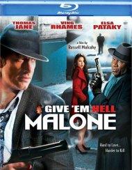 Give Em Hell Malone Blu-ray