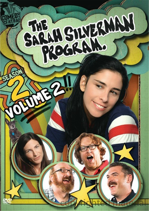 Sarah Silverman Program, The: Season Two - Volume Two Movie