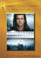 Braveheart: Special Collectors Edition (Academy Awards O-Sleeve) Movie