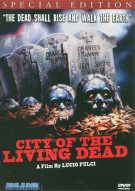 City Of The Living Dead: Special Edition Movie