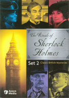 Rivals Of Sherlock Holmes: Set 2 Movie