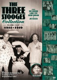 Three Stooges Collection, The: 1955 - 1959 - Volume Eight Movie