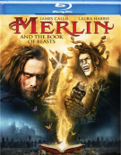 Merlin And The Book Of Beasts Blu-ray