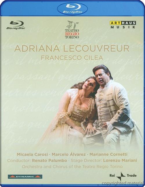 Cilea: Adriana Lecouvreur Blu-ray