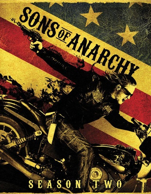 Sons Of Anarchy: Season Two Blu-ray