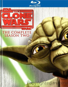 Star Wars: The Clone Wars - The Complete Season Two Blu-ray