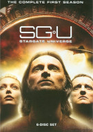 SGU: Stargate Universe - The Complete First Season Movie
