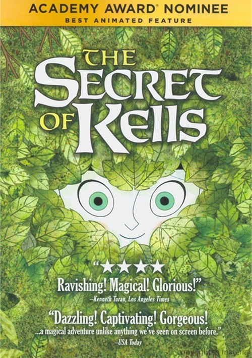 Secret Of Kells, The Movie