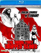 Dorm That Dripped Blood, The (Blu-ray + DVD Combo) Blu-ray