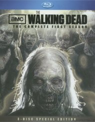 Walking Dead, The: The Complete First Season - Special Edition Blu-ray
