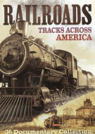 Railroads: Tracks Across America (Collectors Tin) Movie