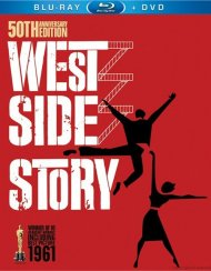 West Side Story: 50th Anniversary Edition Blu-ray