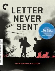 Letter Never Sent: The Criterion Collection Blu-ray