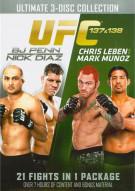 UFC 137 & 138 (Double Feature) Movie