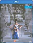 Orfeo Ed Euridice: Gluck Blu-ray