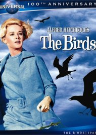 Birds, The (DVD + Digital Copy) Movie