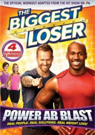 Biggest Loser, The: Power Ab Blast Movie