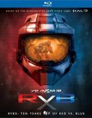 RVBX: Ten Years Of Red Vs. Blue Blu-ray