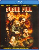 Sushi Girl Blu-ray