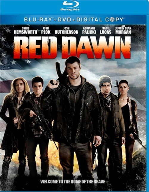Red Dawn (Blu-ray + DVD + Digital Copy) Blu-ray