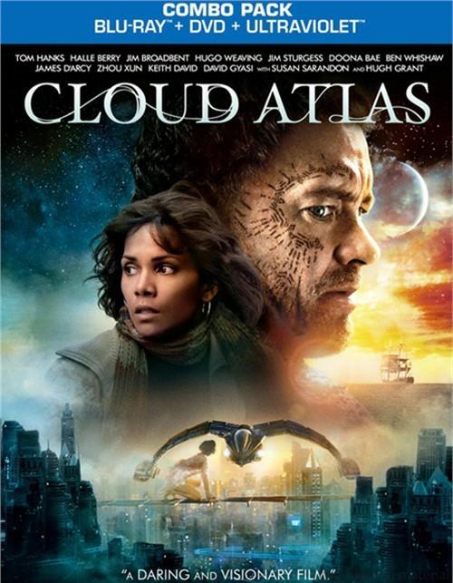 Cloud Atlas (Blu-ray + DVD + UltraViolet) Blu-ray
