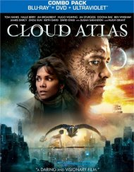 Cloud Atlas (Blu-ray + DVD + UltraViolet) Blu-ray