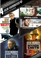 4 Film Favorites: Steve McQueen Movie