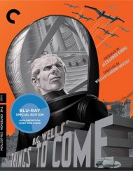 Things To Come: The Criterion Collection Blu-ray