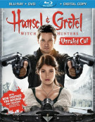 Hansel And Gretel: Witch Hunters (Blu-ray + DVD + Digital Copy + UltraViolet) Blu-ray
