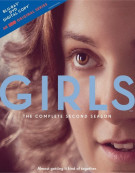 Girls: The Complete Second Season (Blu-ray + DVD + Digital Copy) Blu-ray