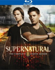 Supernatural: The Complete Eighth Season Blu-ray