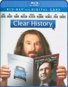 Clear History (Blu-ray + Digital Copy) Blu-ray