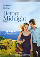 Before Midnight (DVD + UltraViolet) Movie