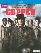 Copper: Season Two Blu-ray