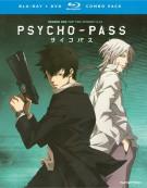 Psycho-Pass: Season One - Part Two (Blu-ray + DVD Combo) Blu-ray