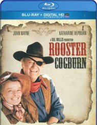Rooster Cogburn (Blu-ray + UltraViolet) Blu-ray