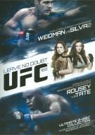 UFC 168: Weidman Vs. Silva 2 Movie