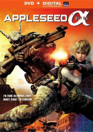 Appleseed: Alpha (DVD + UltraViolet) Movie