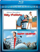Billy Madison / Happy Gilmore Double Feature Blu-ray