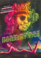 Inherent Vice (DVD + Ultra Violet) Movie