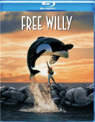 Free Willy Blu-ray