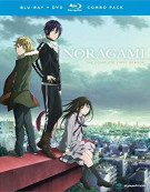 Noragami: The Complete First Season (Blu-ray + DVD Combo) Blu-ray