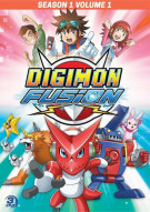 Digimon Fusion: Season 1 - Volume 1 Movie